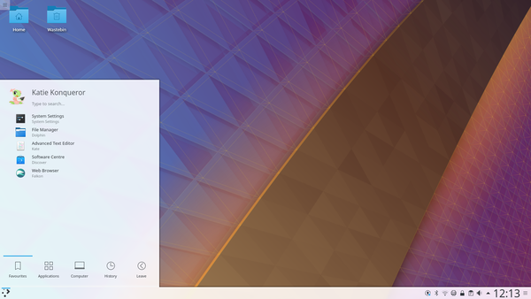 kde plasma 5.11 beta