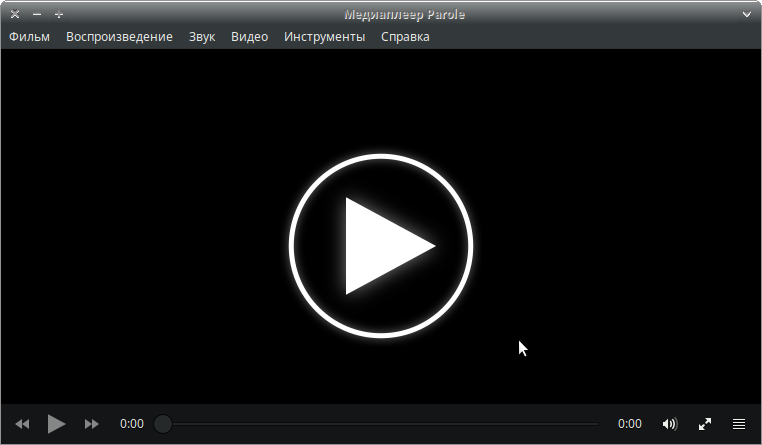 parole media player