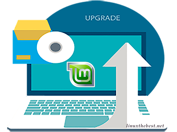 upgrade lnux mint 19